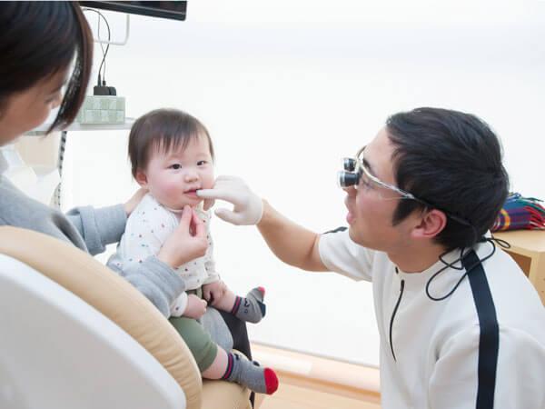 岡山市北区もりもと歯科3つのこだわり