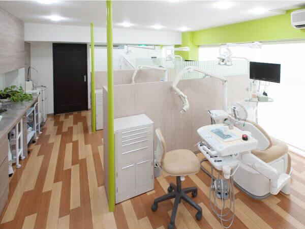 もりもと歯科治療ルーム